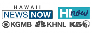 hawaii news now, KGMB, KHNL and other local news logos