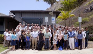 Animal Feedstock Workshop participants