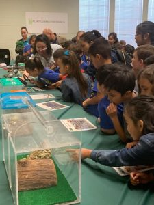 2nd grader students from Palisades Elementary School visited the Plant Quarantine Office near Sand Island on March 7, 2019 pic 3
