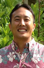 Deputy Director, Ken Kakesako