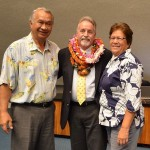 Sens. Kahele and Solomon