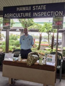 Inspection Station at Hilo Airport 2